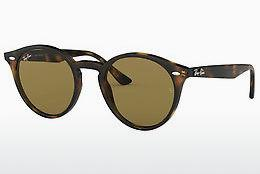 Zonnebril Ray-Ban RB2180 710/73 - Bruin, Havanna