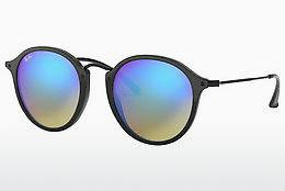 Zonnebril Ray-Ban Round/classic (RB2447 901/4O) - Zwart