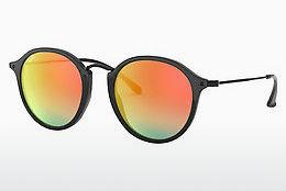 Zonnebril Ray-Ban Round/classic (RB2447 901/4W) - Zwart