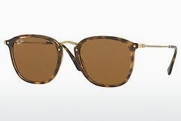 Zonnebril Ray-Ban RB2448N 710 - Bruin, Havanna