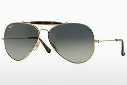 Zonnebril Ray-Ban OUTDOORSMAN II (RB3029 181/71) - Goud