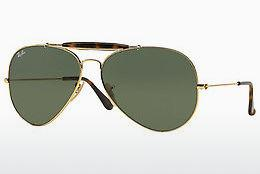 Zonnebril Ray-Ban OUTDOORSMAN II (RB3029 181) - Goud