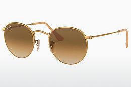 Zonnebril Ray-Ban ROUND METAL (RB3447 112/51) - Goud