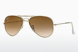 Zonnebril Ray-Ban AVIATOR FOLDING (RB3479 001/51) - Goud