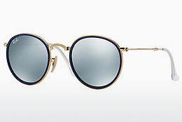 Zonnebril Ray-Ban ROUND (RB3517 001/30) - Goud