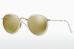 Zonnebril Ray-Ban ROUND (RB3517 001/93) - Goud