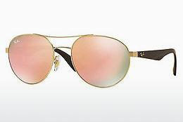 Zonnebril Ray-Ban RB3536 112/2Y - Goud