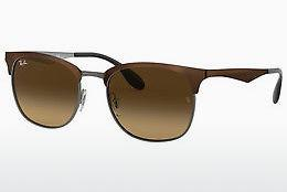 Zonnebril Ray-Ban RB3538 188/13 - Bruin, Grijs