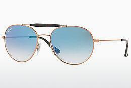 Zonnebril Ray-Ban RB3540 90353F - Roze