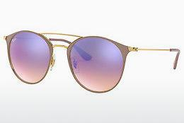 Zonnebril Ray-Ban RB3546 90118B - Goud, Bruin