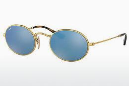 Zonnebril Ray-Ban Oval (RB3547N 001/9O) - Goud
