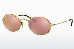 Zonnebril Ray-Ban Oval (RB3547N 001/Z2)
