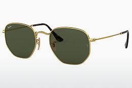 Zonnebril Ray-Ban Hexagonal (RB3548N 001) - Goud