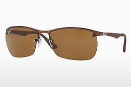 Zonnebril Ray-Ban RB3550 012/83 - Bruin