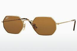Zonnebril Ray-Ban Octagonal (RB3556N 001/33) - Goud