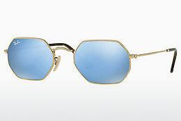 Zonnebril Ray-Ban Octagonal (RB3556N 001/9O) - Goud