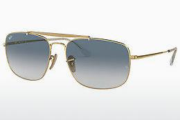 Zonnebril Ray-Ban THE COLONEL (RB3560 001/3F) - Goud