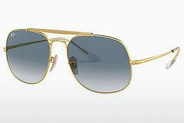 Zonnebril Ray-Ban The General (RB3561 001/3F) - Goud