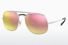 Zonnebril Ray-Ban The General (RB3561 003/7O) - Zilver