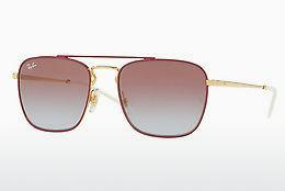 Zonnebril Ray-Ban RB3588 9060I8 - Goud, Rood