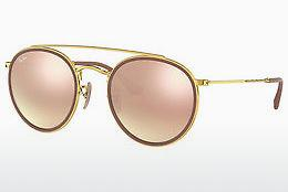 Zonnebril Ray-Ban RB3647N 001/7O - Goud