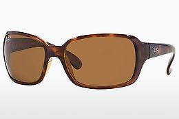 Zonnebril Ray-Ban RB4068 642/57 - Bruin, Havanna