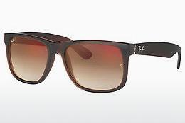 Zonnebril Ray-Ban JUSTIN (RB4165 714/S0) - Bruin