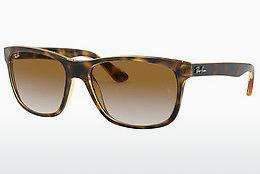 Zonnebril Ray-Ban RB4181 710/51 - Bruin, Havanna