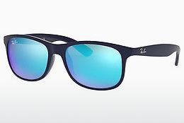 Zonnebril Ray-Ban ANDY (RB4202 615355) - Blauw