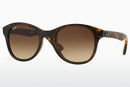 Zonnebril Ray-Ban RB4203 710/13 - Bruin, Havanna