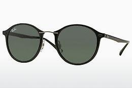Zonnebril Ray-Ban Round Ii Light Ray (RB4242 601/71) - Zwart