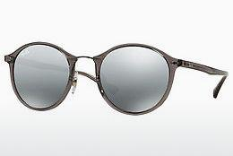Zonnebril Ray-Ban Round Ii Light Ray (RB4242 620088) - Grijs