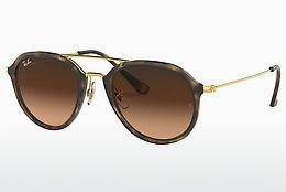 Zonnebril Ray-Ban RB4253 710/A5 - Bruin, Havanna