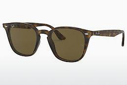 Zonnebril Ray-Ban RB4258 710/73 - Bruin, Havanna