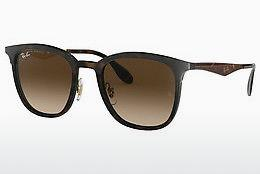 Zonnebril Ray-Ban RB4278 628313 - Bruin, Havanna