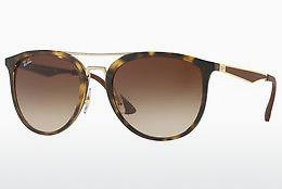 Zonnebril Ray-Ban RB4285 710/13 - Bruin, Havanna