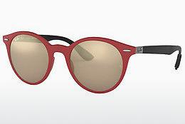 Zonnebril Ray-Ban RB4296 63455A - Rood