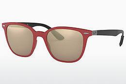 Zonnebril Ray-Ban RB4297 63455A - Rood