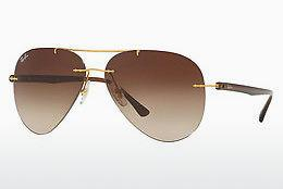 Zonnebril Ray-Ban RB8058 157/13 - Goud