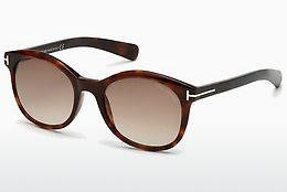 Zonnebril Tom Ford Riley (FT0298 52F) - Bruin, Dark, Havana
