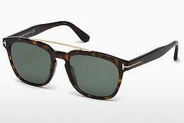 Zonnebril Tom Ford Holt (FT0516 52R) - Bruin, Dark, Havana
