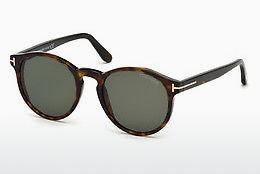 Zonnebril Tom Ford FT0591 52N - Bruin, Dark, Havana