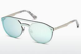 Zonnebril Web Eyewear WE0182 18C - Zilver, Shiny