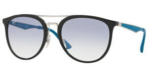 Ray-Ban RB4285 637119 CLEAR GRADIENT LIGHT BLUEBLACK