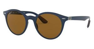 Ray-Ban RB4296 633183 POLAR BROWNMATTE DARK BLUE