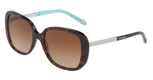 Tiffany TF4137B 80153B BROWN GRADIENTDARK HAVANA