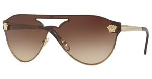 Versace VE2161 125213 BROWN GRADIENTPALE GOLD