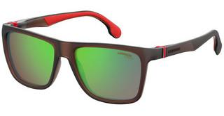 Carrera CARRERA 5047/S 4IN/Z9 GREEN MULTILAYEMTT BROWN