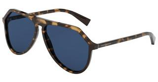 Dolce & Gabbana DG4341 314180 BLUEHAVANA BROWN BLUE