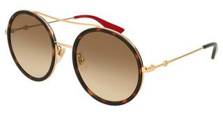 Gucci GG0061S 013 BROWNGOLD